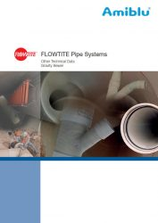 Flowtite Other Technical Data Gravity Sewer